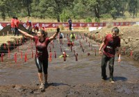 warrior dash valle de bravo 2015