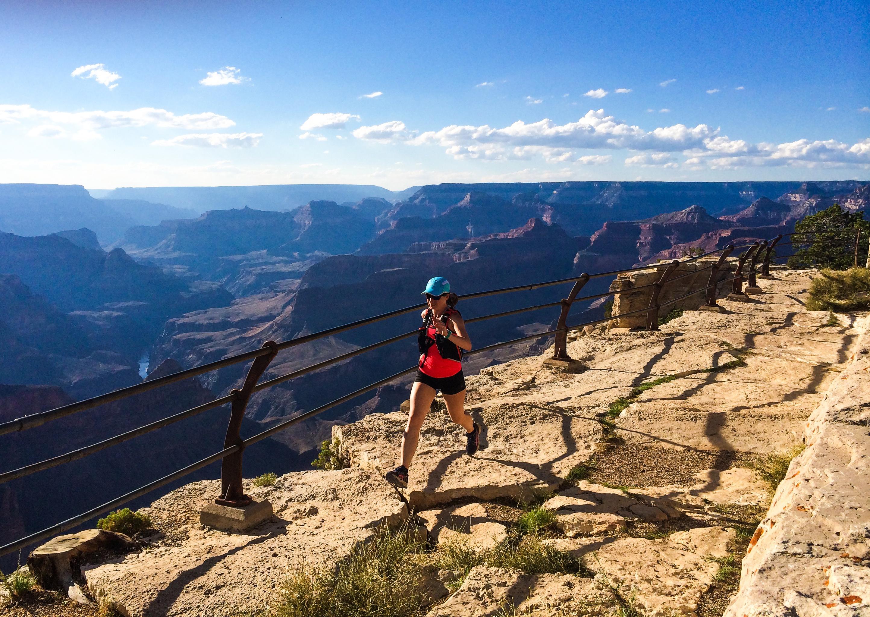 Grand Canyon: correre sospesi nell'antro della terra