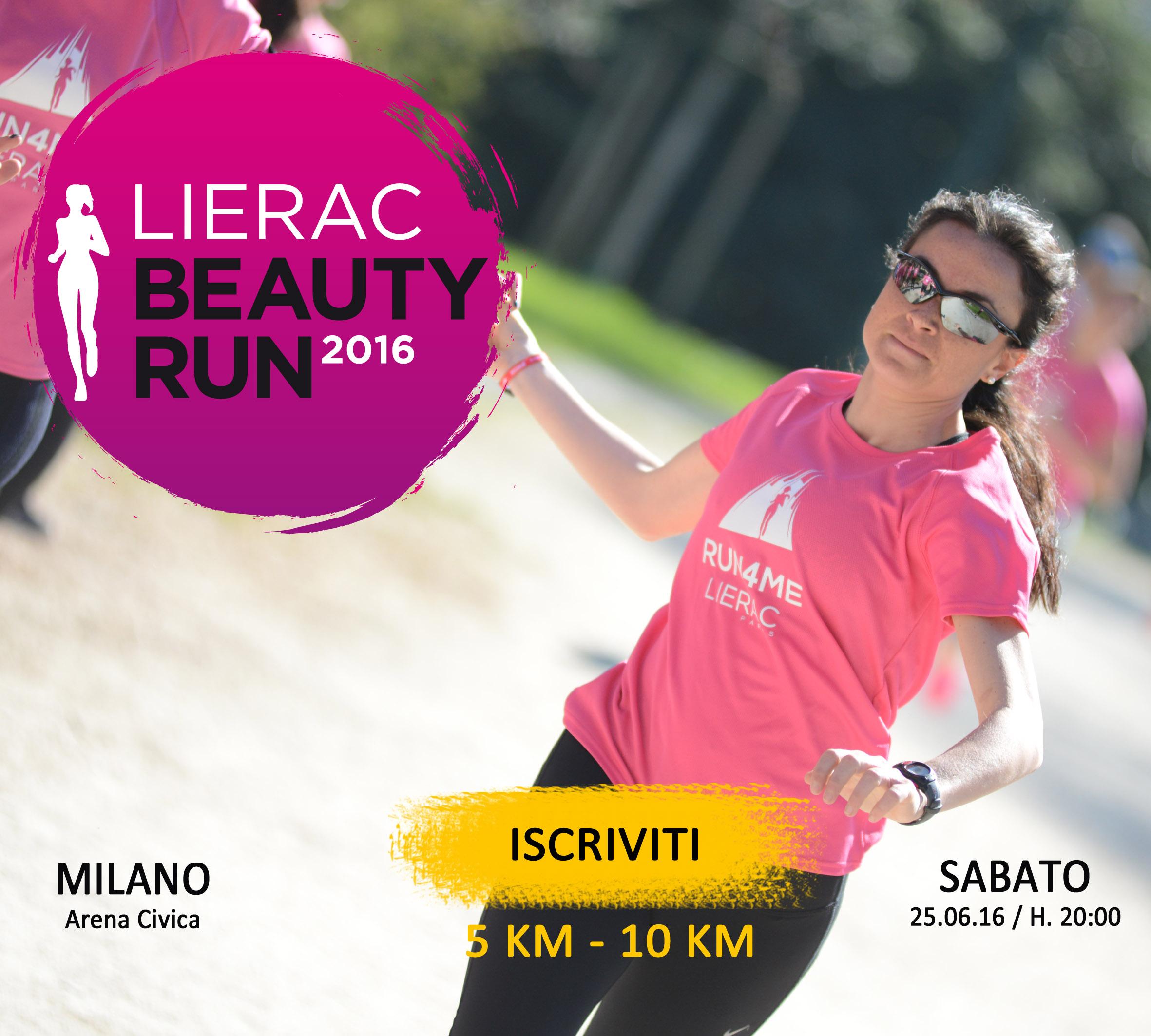 In gruppo è meglio: alla Lierac Beauty Run con RunningCharlotte