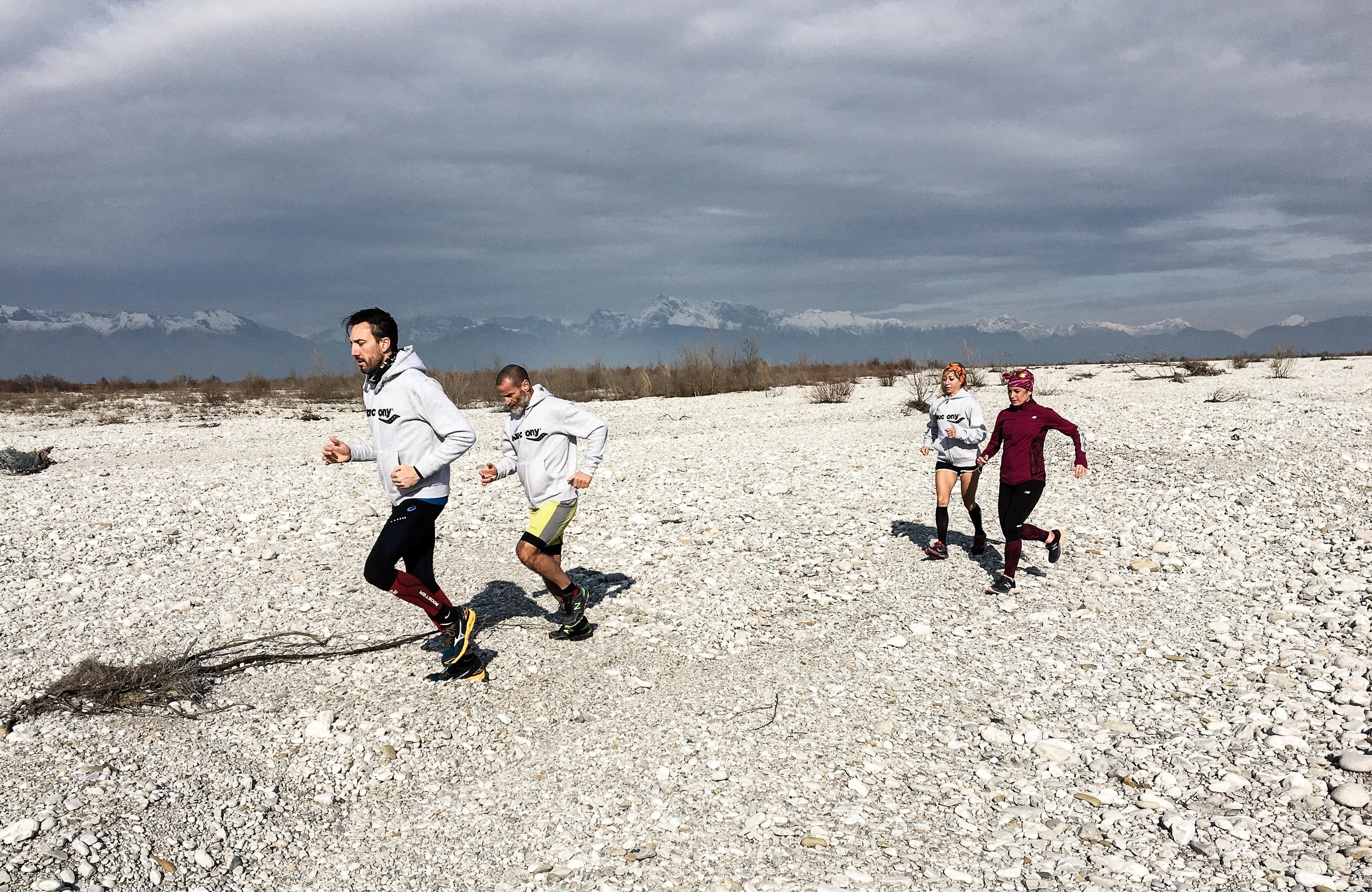 MAGRAID: un viaggio di corsa in Friuli