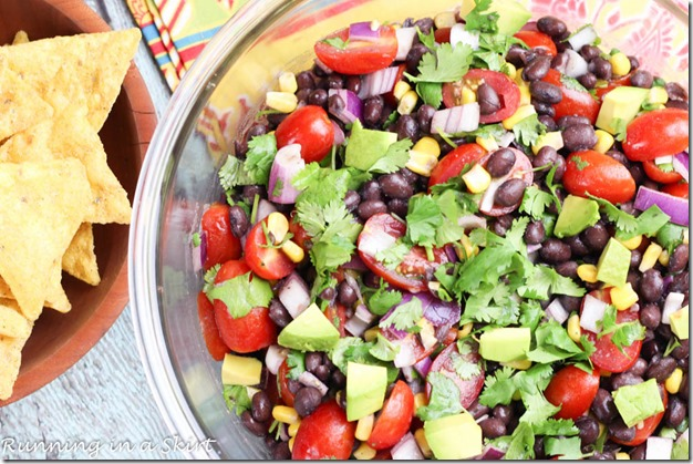 Clean Eating & Vegetarian Recipes for Labor Day