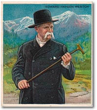 Mecca Cigarette Card - 1911