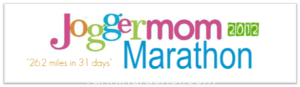 I completed TWO #JoggerMomMarathon Distances in the Month of May!