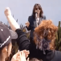 Marianne Williamson Speaks At March Against Monsanto In Venice, CA