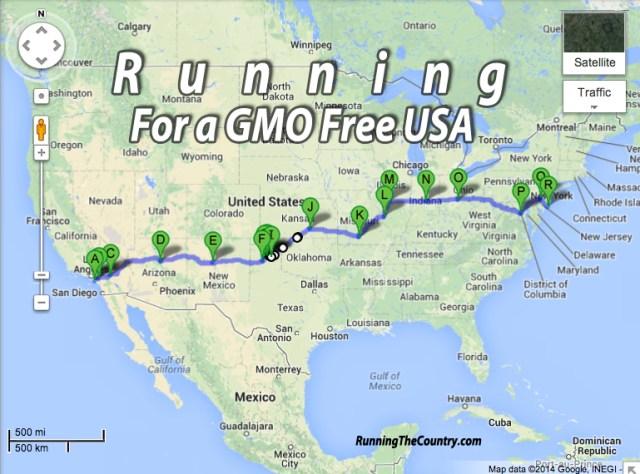Run Route