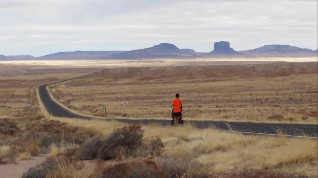 David Navajo Run