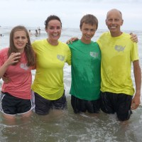 Sitka Family Adjusts to Life Not on the Run