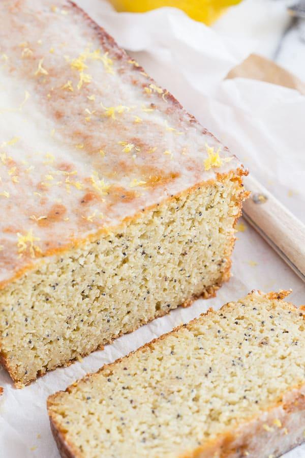Paleo Cheesy Poppy Seed Bread