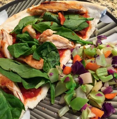 Gluten free high protein pizza options - easy at home recipes for protein