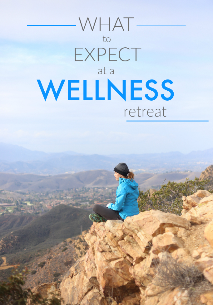 What to expect from a wellness retreat - my experience at a week long fitness and weight loss retreat in California