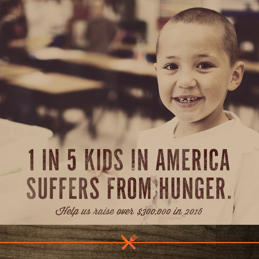 How You Can Help End Childhood Hunger in America