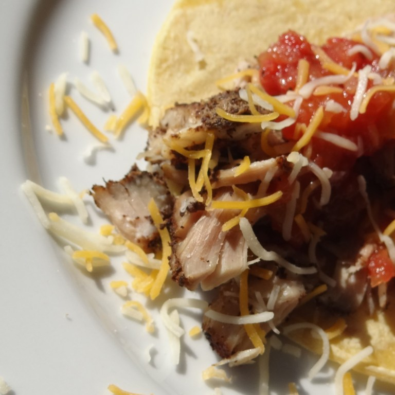 Pressure Cooker Coffee-Crusted Pork Tacos