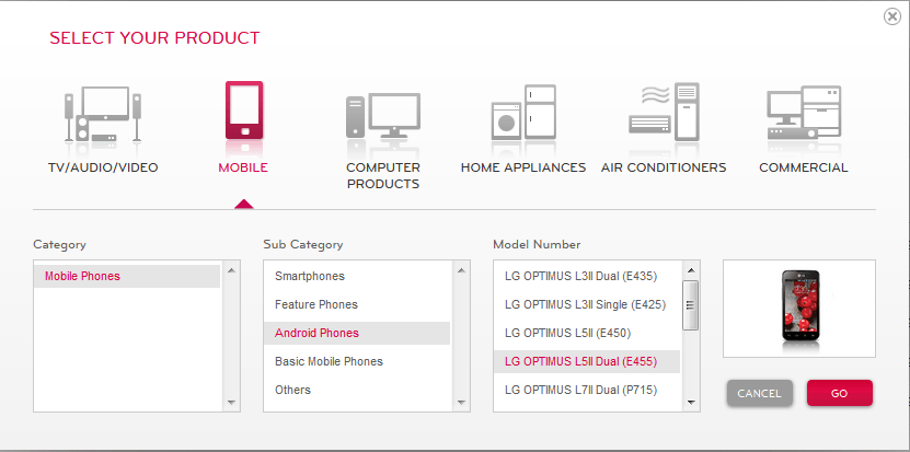 LG Mobile PC Suite FREE Download - 3