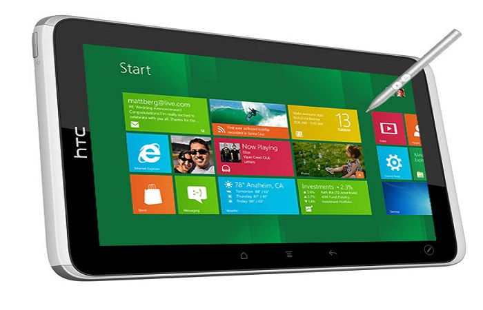 install windows 8 on tablet