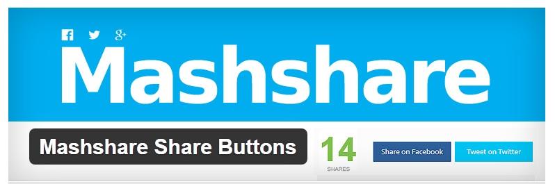 Mashshare Plugin Review