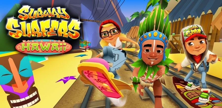Subway Surfers Hawaii for PC