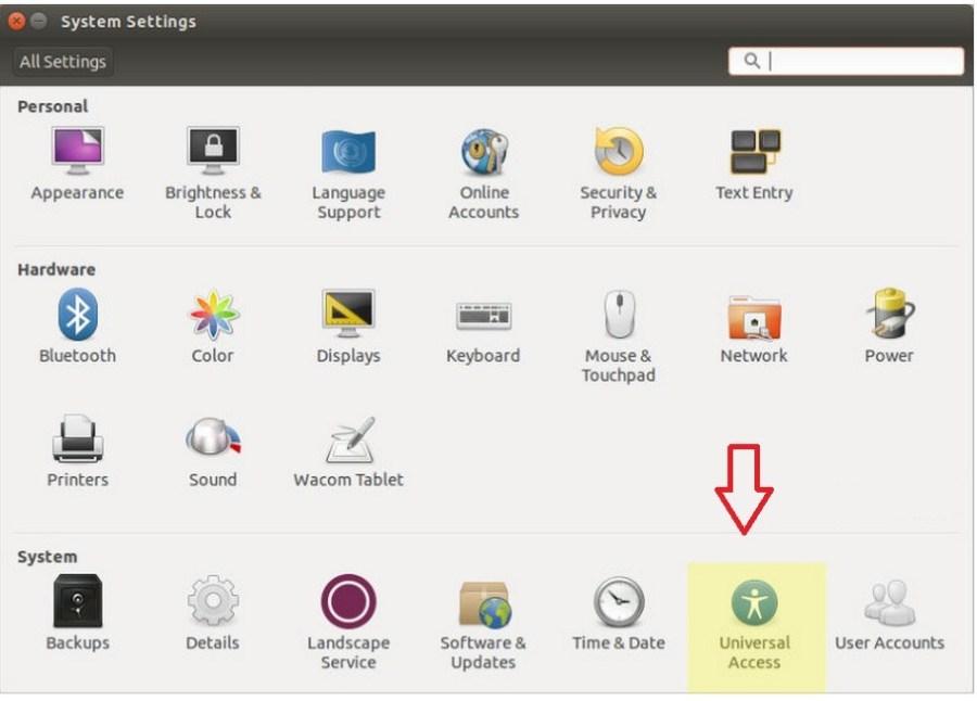 Cara untuk memperbaiki respon Keyboard Lambat di Ubuntu - 1