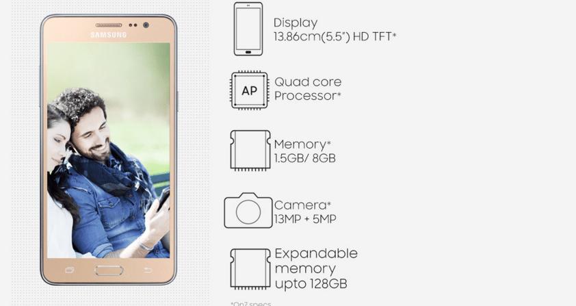 Samsung Galaxy On5 Kies and USB Drivers Download