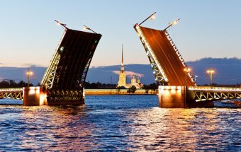 Bridge, Saint Petersburg