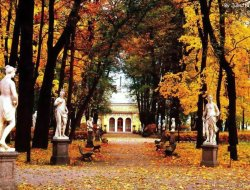 Ljetni vrt, Peterburg