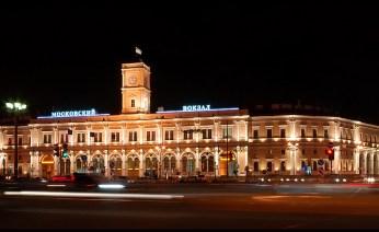 Moskovski kolodvor, Sankt Peterburg