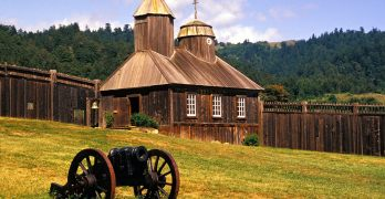 Fort Ross 2017 annual historical cultural festival