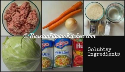 Golubtsy - Stuffed Cabbage Rolls 02