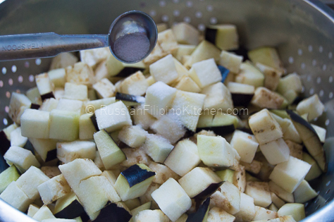 Ikra -Eggplant Caviar Spread 04