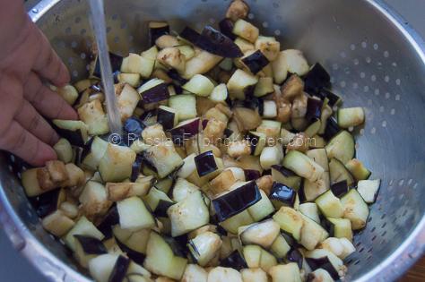 Ikra -Eggplant Caviar Spread 11