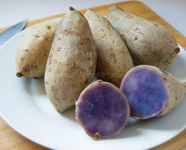 how to boil sweet potatoes