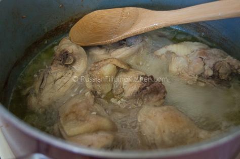 Filipino Chicken Caldereta 10