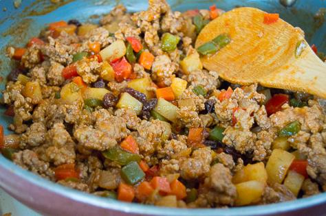 Filipino Pork Giniling Recipe or Giniling na Baboy 12