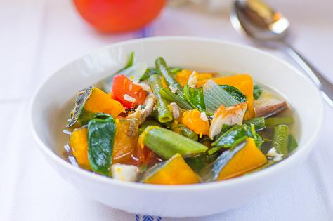 Law-uy Utan Bisaya Healthy Soup 11