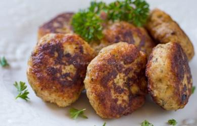 Chicken Kotleti (Russian-style Meatballs) 01