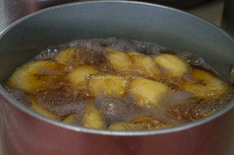 minatamis na saging filipino snack dessert 07