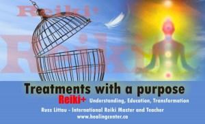 Reiki+ Personal Treatments Red Deer @ The Healing Center | Red Deer | Alberta | Canada