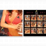 Florida Crusaders Dancers Calendar