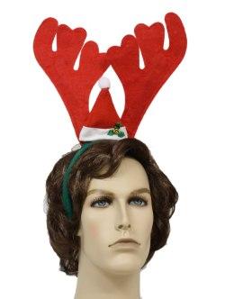 Small Of Reindeer Antlers Headband