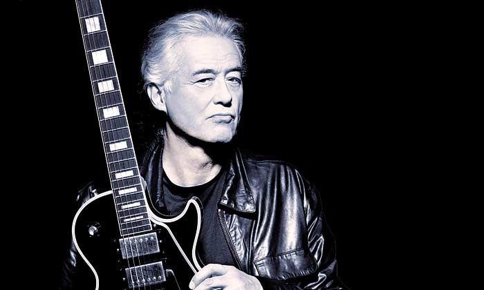 RUTA 66 Noviembre 2014 / Exclusiva Jimmy Page