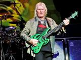 Adiós a Chris Squire, fundador de Yes