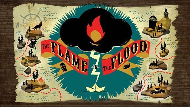 Chuck Ragan – The Flame in the Flood (Ten Four Records)