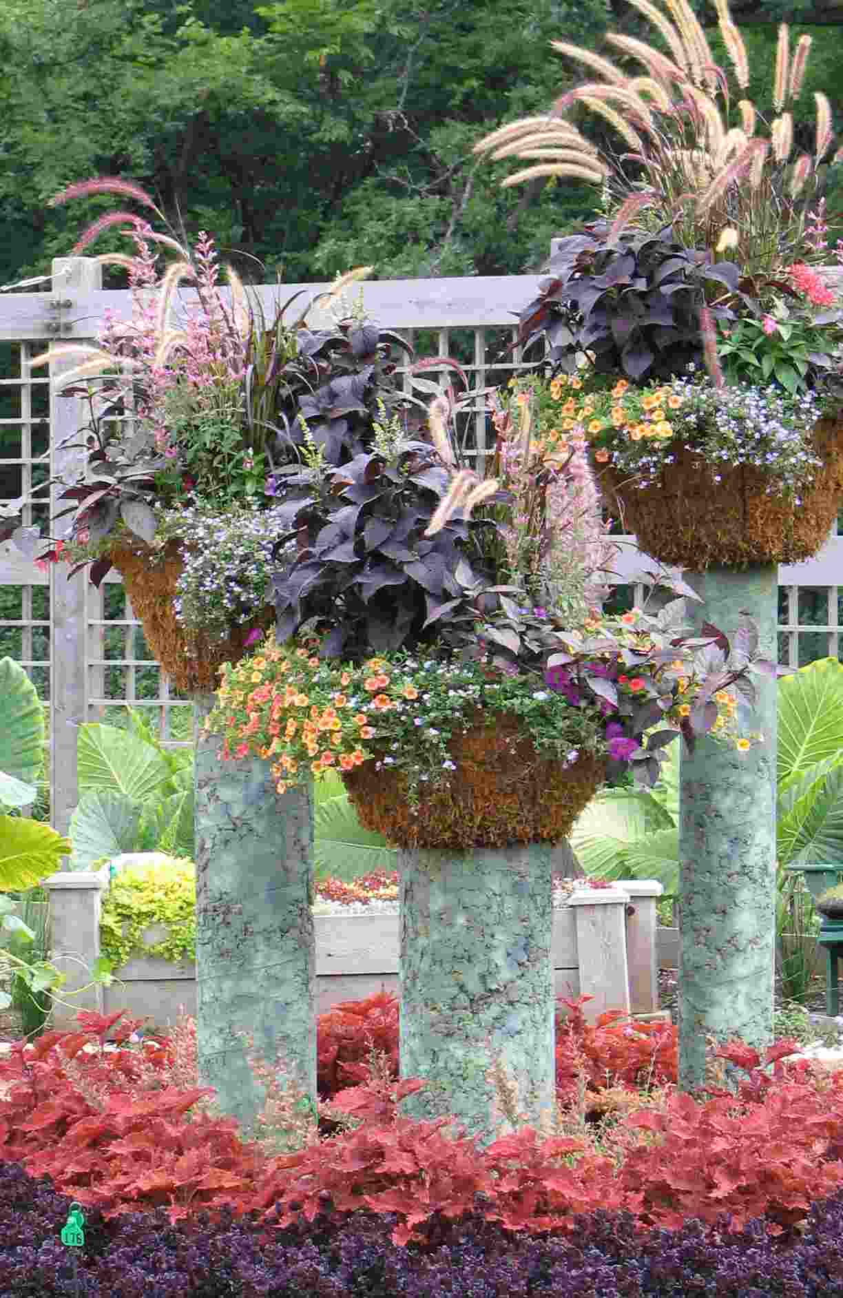 Howling Container Container Gardening Blog Rutgers Landscape Nursery Fairy Garden Containers Vegetable Garden Containers garden Creative Garden Containers