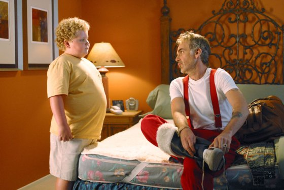 bad santa funny fat kid image still screengrap pic
