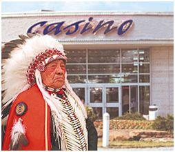 indian gaming casinos cheif native american