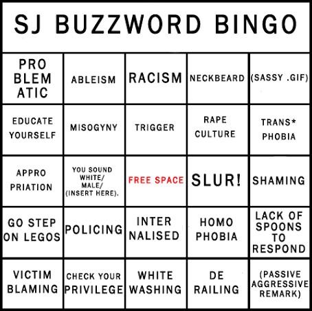 games gaming social justice warriors SJWs