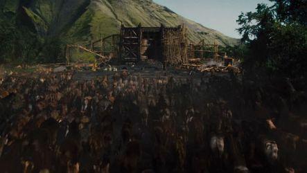 God's biggest miracle: managing the queues at Noah's Ark.