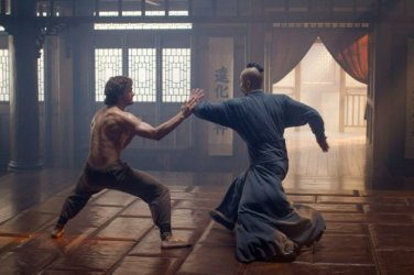 Just another day in Marco Polo's dojo