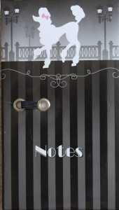Black Note book