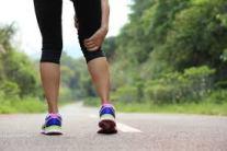 Huring knee