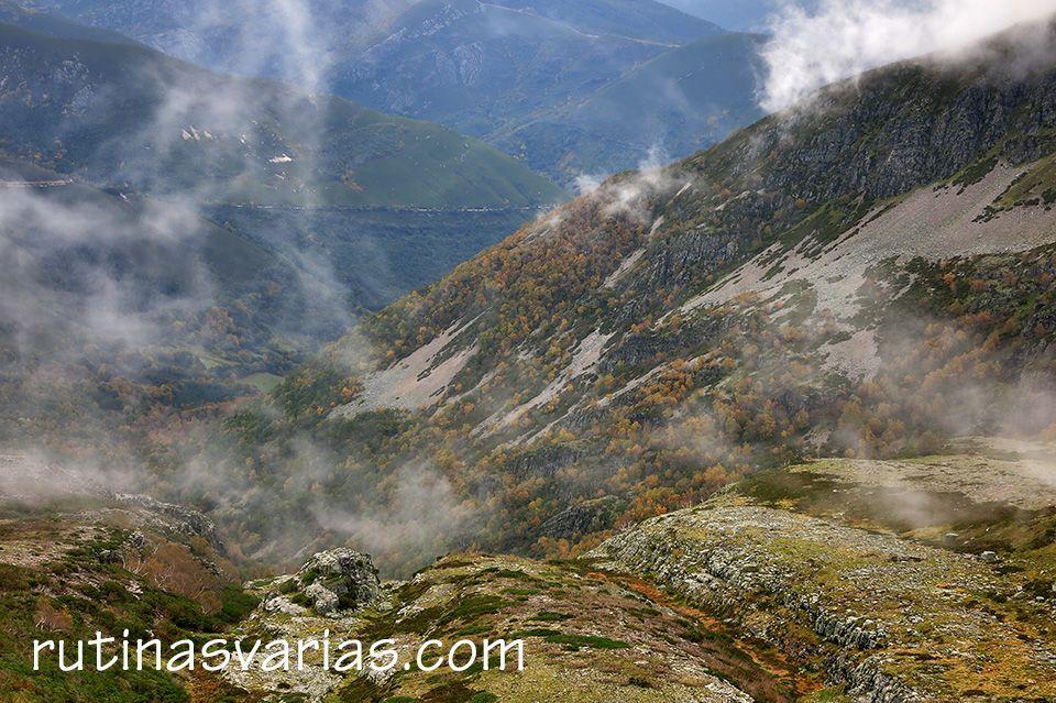 Fotos de otoño en Ancares